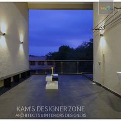 ระเบียง, นอกชาน by KAM'S DESIGNER ZONE