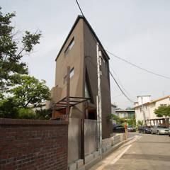 yoonzip - SAI: yoonzip interior architecture의  일세대용 주택,미니멀