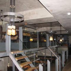 Gioia Food Lab: Paredes  por Richimi Factory
