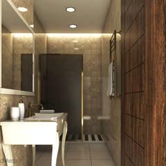 Two+architects – Florya Konut: klasik tarz tarz Banyo