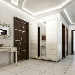 Two+architects – Florya Konut:  tarz Koridor ve Hol