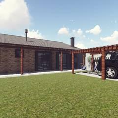 Res. RB: Casas familiares  por AR Design - Estúdio de Arquitetura