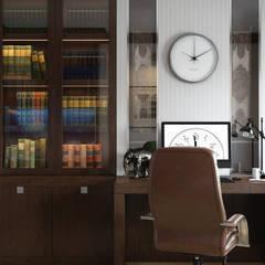 Дизайн дома в итальянском квартале:  Офіс by ДизайнРемонт