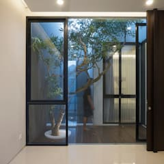 Simple Projects Architecture의  침실