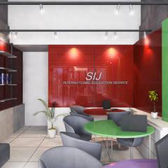 SIJ :  Ruang Komersial by Chandra Cen Design