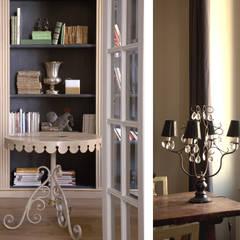 Oficinas de estilo  por Andrea Rossini Architetto,