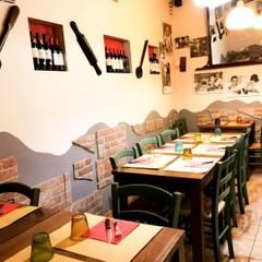 Restaurantes de estilo  por Luca Alitini