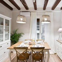 Dining room by Nice home barcelona