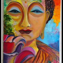 Vivid colors of Peace: classic  by D'art Zone,Classic