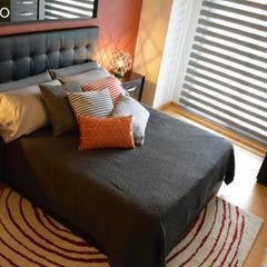 Dormitorio principal: Dormitorios de estilo  de IMPATTO