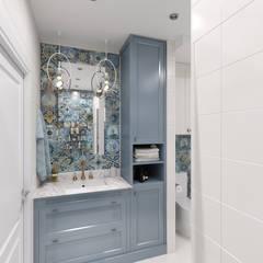 classic Bathroom by Мастерская дизайна Онищенко Марии
