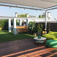 Terrace by Andrea Rossini Architetto