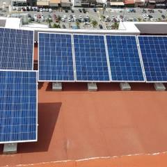 Projekty,  Dach zaprojektowane przez Vumen mx