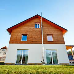 Haus am See:  Passivhaus von PassivHausPartschefeld