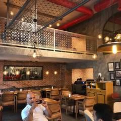Restaurantes de estilo  por ADASAN