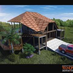 PARADOR 158: Bares e clubes  por Tecnoplan Arquitetura e Construções