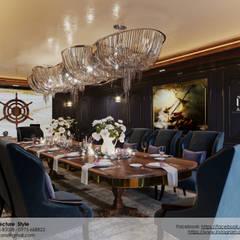 Dự án nhà hàng cao cấp 5*:  Nhà hàng by AnS - Architecture Style,