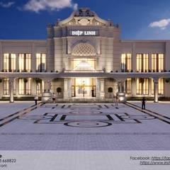 Dự án Trung Tâm Thương Mại:  Trung tâm mua sắm by AnS - Architecture Style