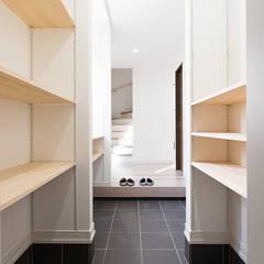 الممر والمدخل تنفيذ コンフォート建築設計工房