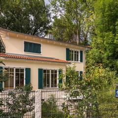 Haciendas de estilo  por wir leben haus - Bauunternehmen in Bayern