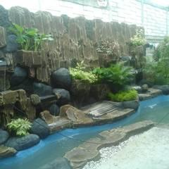 Garden Pond by Jasa Taman Landscape