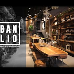 BANLIO DESIGN – Banlio Mimarlık Mobilya ve Dekorasyon Tic. Ltd. Şti.:  tarz Ofisler ve Mağazalar