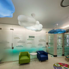 Cresta Shopping Mall Baby Change Facilities:  Shopping Centres by Spegash Interiors