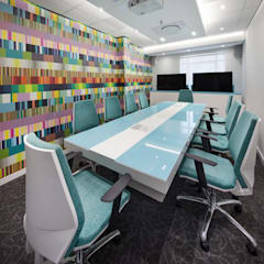 :  Office buildings by Spegash Interiors