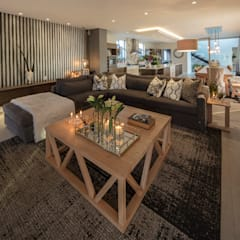 :  Living room by Spegash Interiors, Country