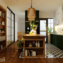 Comedores de estilo topical por Green Interior
