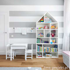 Nursery/kid's room by 4ma projekt