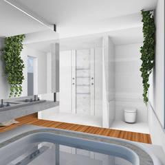 Spas  por Gislene Soeiro Arquitetura e Interiores
