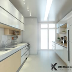 Keukenblokken door Kamila Andrade - Arquiteta e Urbanista