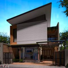 ARKAStudio의  일세대용 주택