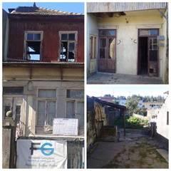 Antes: Casas unifamilares  por Arqponto