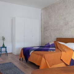 FRANK + KARL:  Schlafzimmer von VINTAGENCY
