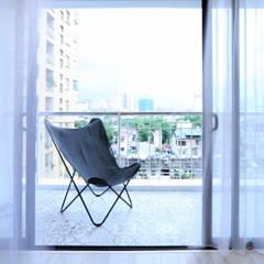 Terrasse von AOTA atelier