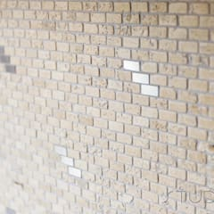 Mosaici standard: Bagno in stile  di Studio 4 Srl