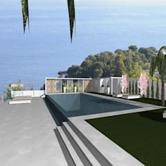 Piscinas infinitas  por Arch. Giuseppe Barone _ Studio di Architettura & Tutela del Paesaggio