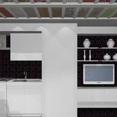 Jardines de invierno de estilo  por Arch. Giuseppe Barone _ Studio di Architettura & Tutela del Paesaggio