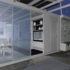 Conservatory by Arch. Giuseppe Barone _ Studio di Architettura & Tutela del Paesaggio