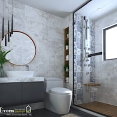 บันได by Green Interior