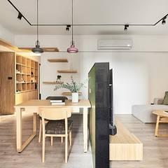 禾光室內裝修設計 ─ Her Guang Design:  tarz Duvarlar