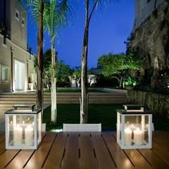 Jardin de rocaille  de style  par Arch. Giuseppe Barone _ Studio di Architettura & Tutela del Paesaggio