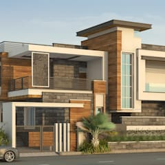 Bungalow oleh Arch Point
