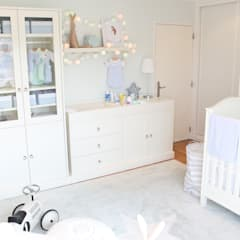 BOY NURSERY por Catarina Batista Studio Escandinavo