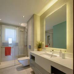 أفكار تصميم حمامات المودرن والإلهام هوميفاي