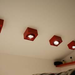 R-up: styl , w kategorii Pokój dla chłopca zaprojektowany przez t design