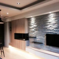 室內設計裝潢-原砌 根據 解構室內設計 古典風 砂岩