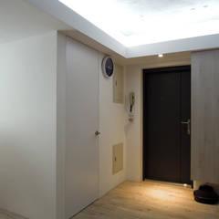 Tür von Fu design
